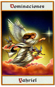 tarot angeles Dominación Yahriel