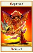 tarot angeles Potestad Kemuel