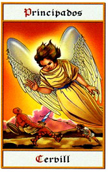 tarot angeles Principado Cervill