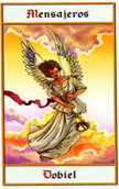 tarot angeles Dobiel