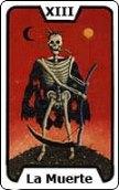 arcano del dia La Muerte