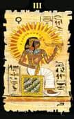 tarot egipcio La Emperatriz