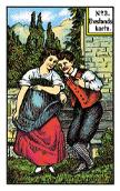 tarot gitano El estado de la relación